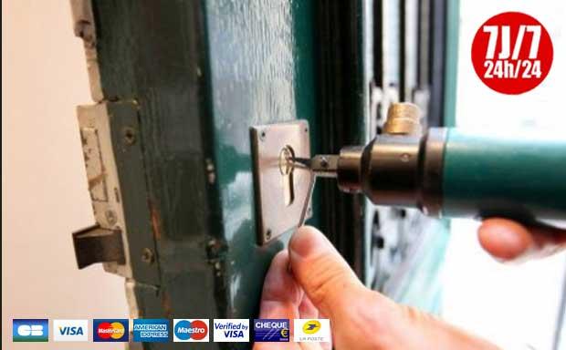 urgence-serrurier-93.fr : porte claquée